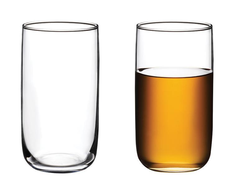 Sare Cam 3'lü Meşrubat Bardağı 365 Ml Şeffaf