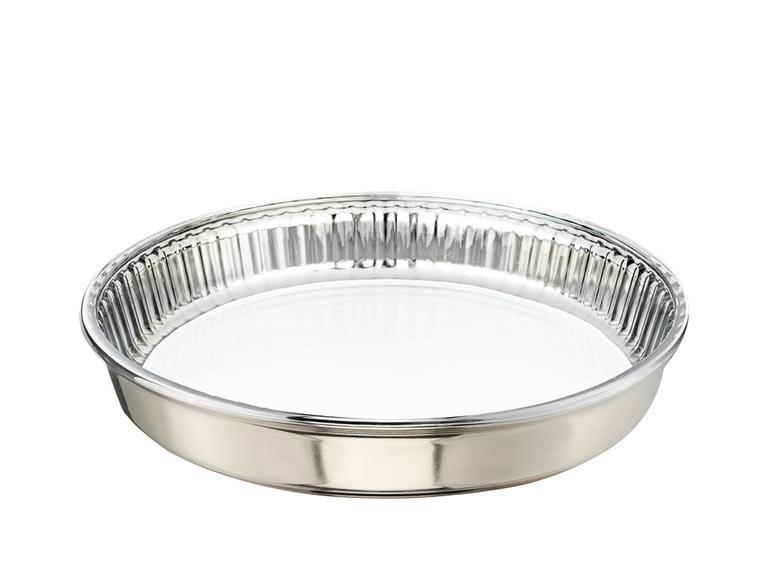 Gloria Borcam Fırın Kabı 24,5 Cm Silver
