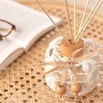 Handmade Cam Kokulu Çubuk 200 Ml Beyaz