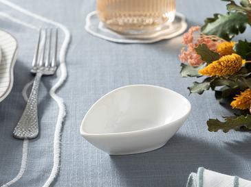 Arzu Sabancı Prink New Bone Sosluk 14 Cm.. Beyaz