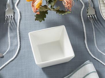 Arzu Sabancı Main New Bone Sosluk 10 Cm.. Beyaz