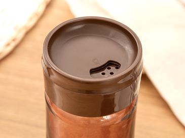 Jaden Cam Tuzluk 105 Ml Kahve