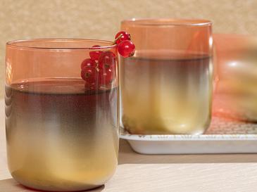 Petunia Cam 3'lü Meşrubat Bardağı 365 Ml Kahverengi