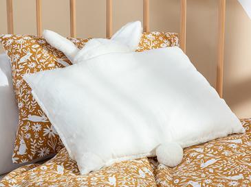 Bunny Çocuk Yastık 36x40 Cm Ekru