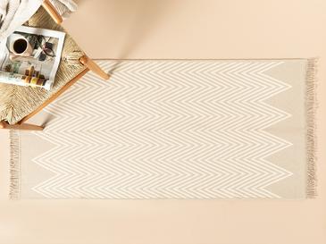 Pupa Dokuma Kilim 80x150 Cm Bej