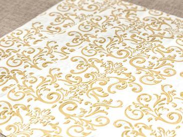 Royal Ornament Kağıt 20'li Kağıt Peçete 33x33 Cm Gold