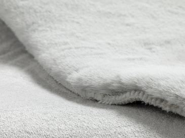 Soft Touch Rabbit Peluş Post 80x150 Cm Açık Gri