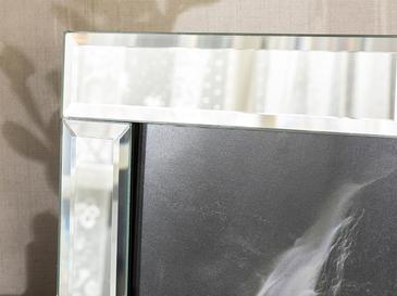 Audrey Aynalı Çerçeve 15x20 Cm Gümüş